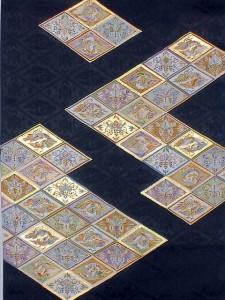 職紋名古屋帯 ¥300,000