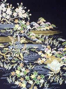 御所解紋様名古屋 ¥350,000