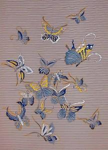 蝶夏帯 ¥150,000