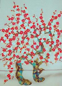 紅白梅図名古屋 ¥300,000