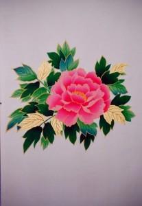 牡丹図名古屋 ¥135,000